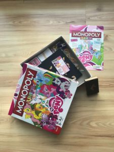 Monopoly Junior: My Little Pony - opakowanie