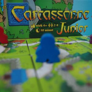 Carcassone Junior gra